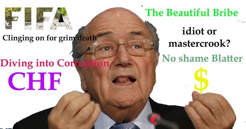 Sepp-Blatter story